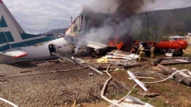 Photo of روسيا تحيي ذكرى ضحايا تحطم طائرة تابعة لها في سيناء