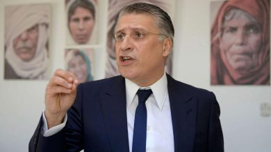 Photo of تونس- نبيل القروي يتهم منافسه قيس سعيد بأنه ذراع لحزب النهضة