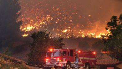Photo of اعلان الطوارئ في ولاية كاليفورنيا بسبب انتشار حرائق الغابات