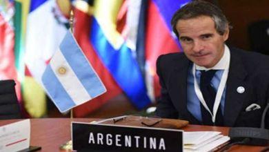 Photo of الأرجنتيني جروسي رئيسًا جديدًا للوكالة الدولية للطاقة الذرية