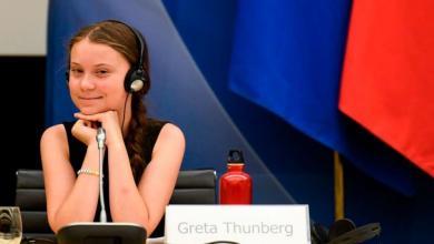 Photo of غريتا تونبرغ تنضم إلى الإضراب من أجل المناخ في مدينة ايوا