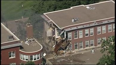 Photo of انفجار عبوة ناسفة في مدرسة ابتدائية بولاية مونتانا الأمريكية