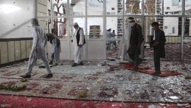 Photo of 70 قتيلاً في تفجير مسجد بأفغانستان بينهم عشرات الأطفال