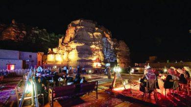 Photo of فعاليات وعروض عالمية بانتظار زوار مهرجان شتاء طنطورة 2019