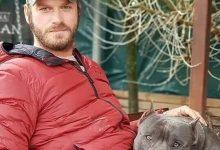 "Photo of النجم التركي ""مهند"" يعالج كلبه من السرطان في أمريكا"