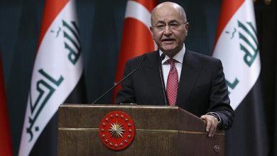 Photo of الرئيس العراقي يؤكد ضرورة تأمين الحماية للتظاهرات السلمية
