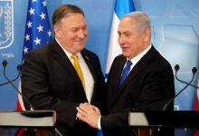 Photo of بومبيو يصل إسرائيل ويعقد اجتماعاً مع نتنياهو غدًا