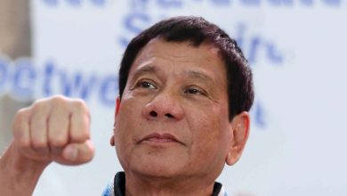 Photo of رئيس الفلبين يكشف حقيقة مرضه