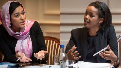 Photo of ترشيح شابتين عربيتين مسلمتين من أفريقيا لجائزة نوبل للسلام
