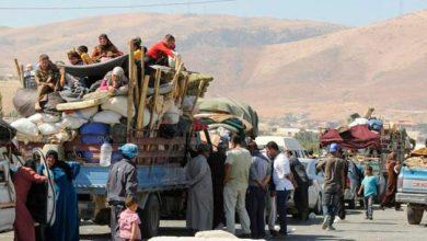 Photo of فرار أكثر من 130 ألف شخص من الشمال السوري بعد الهجوم التركي