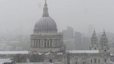 Photo of بريطانيا ستواجه أقسى موسم شتاء منذ 1963