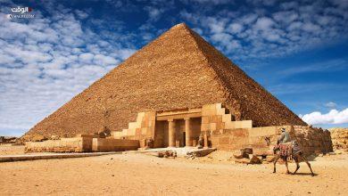 Photo of بالفيديو.. اكتشاف غرفة كانت مجهزة لدفن الملك خوفو أسفل الهرم الأكبر