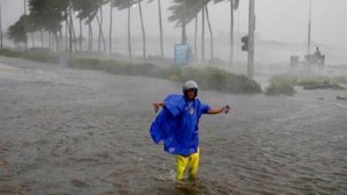 Photo of إجراءات احترازية في الفلبين قبل وصول إعصار كاموري القوي