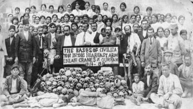 Photo of صحيفة: أمريكا اعترفت بتورط تركيا في مذابح الأرمن عدة مرات منذ 1951