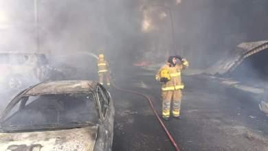 Photo of استمرار حريق هائل في ولاية تكساس الأمريكية لليوم الثاني
