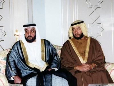 الإمارات تودع الشيخ سلطان بن زايد عاشق الرياضة والثقافة وحامي التراث
