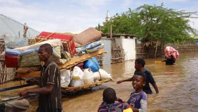 Photo of نزوح 182 ألف شخص في الصومال بسبب الفيضانات
