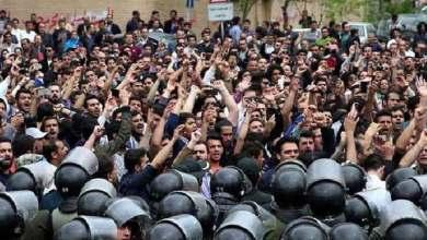 Photo of مايك بنس يؤكد دعم أمريكا لاحتجاجات إيران وينتقد قمع المتظاهرين