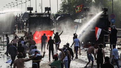 Photo of الأمن العراقي يقتل 13 متظاهرًا بالرصاص الحي خلال الـ24ساعة الماضية