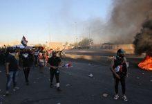 Photo of مقتل وإصابة 47 عراقيًا فى تظاهرات العراق اليوم