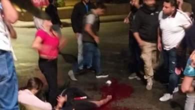 Photo of فيديو حصري- مقتل متظاهر لبناني قرب بيروت