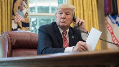Photo of ترامب ينفى امتلاكه هاتفًا شخصيًا