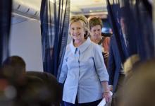 Photo of هبوط طائرة هيلاري كلينتون اضطراريًّا لهذا السبب..