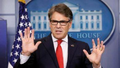 """Photo of """"النواب الأمريكي"""" يستدعى وزير الطاقة للتحقيق بشأن عزل لترامب"""