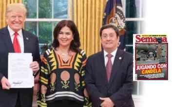 Photo of سفير كولومبيا بواشنطن يعتذر عن انتقاده للخارجية الأمريكية