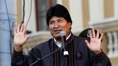 """Photo of رئيس بوليفيا يندد بـ""""انقلاب"""" إثر تمرد الشرطة في 3 مدن"""
