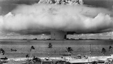 Photo of رصد انفجار نووي كبير «تحت الماء» في بحر الصين الجنوبي