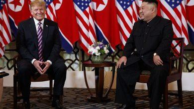 Photo of ترامب يطالب زعيم كوريا الشمالية بسرعة العمل من أجل الاتفاق