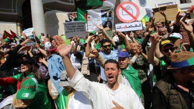 Photo of تحطيم مراكز تصويت وإغلاق أخرى في احتجاجات رافضة للانتخابات بالجزائر