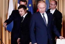Photo of بوتين يلتقي زيلينسكي للمرة الأولى في باريس
