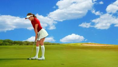 Photo of السعودية تستضيف أول بطولة نسائية للجولف