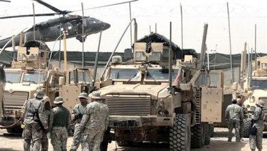 Photo of سقوط خمسة صواريخ داخل قاعدة أمريكية في غرب العراق