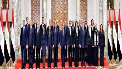 Photo of تعديل وزاري في مصر يشمل 10 حقائب ويضم 4 سيدات