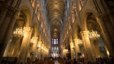 Photo of لأول مرة منذ 200 عام.. قداس عيد الميلاد لن يقام في كاتدرائية نوتردام الفرنسية