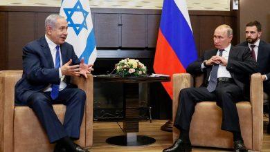Photo of بوتين ونتنياهو يتحدثان عن حالة الحرب بين روسيا وإسرائيل