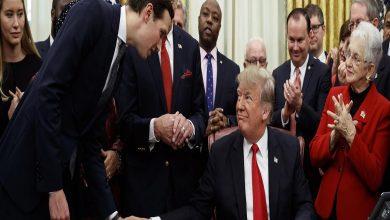 Photo of ترامب: تحقيق السلام سيكون مستحيلًا إذا فشلت صفقة القرن