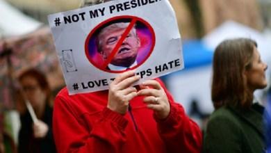Photo of مظاهرات معارضة لترامب في فلادلفيا (صور)