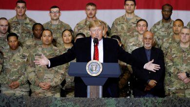 Photo of ترامب يستعد للإعلان عن سحب 4000 جندي من أفغانستان