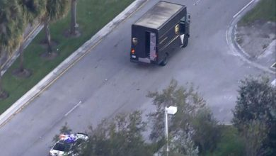 Photo of قتلى وجرحى في تبادل إطلاق نار مع مسلحين بولاية فلوريدا (فيديو)