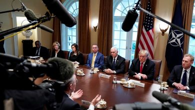 Photo of ترامب: التزامات دول الناتو المالية تضاعفت منذ وصولي السلطة