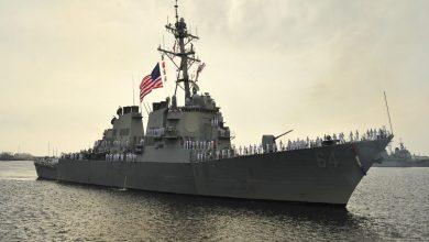 Photo of سفينة صواريخ روسية تتابع تحركات مدمرة أمريكية في البحر الأسود