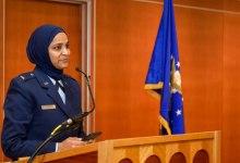 Photo of تعيين أول امرأة مسلمة بمنصب واعظة دينية في الجيش الأمريكي