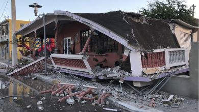Photo of زلزال جديد بقوة 6 درجات يضرب بورتوريكو