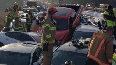 Photo of مصرع 5 أشخاص في حادث تصادم بولاية بنسلفانيا