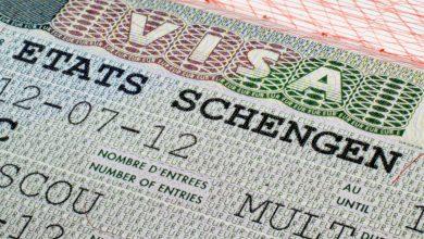 """Photo of بدء تطبيق الزيادة في سعر تأشيرة """"شنغن"""" في فبراير المقبل"""