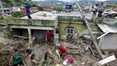 Photo of مقتل 30 في عاصفة ضربت جنوب شرق البرازيل